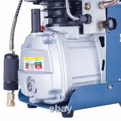 110V/220V High Pressure 30Mpa Electric Compressor Pump PCP Electric Air Pump T