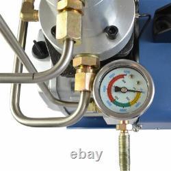 110V High Pressure Electric Compressor Pump PCP Electric 30Mpa Air Pump NEW