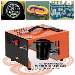 12 V Portable 30 MPA 4500 PSI High Pressure Air Pump PCP Compressor Auto-Stop