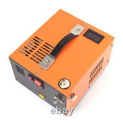 12V/220V PCP Air Compressor Electric Rifle High Pressure Pump Transformer 30MPA