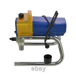 1500W 22Mpa High Pressure Airless Wall Paint Spray Gun Spraying Machine 2.5L/min