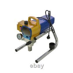 1500W Airless Paint Sprayer High Pressure 22Mpa 2.5L/Min Spray Gun Painter UK