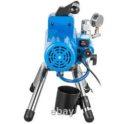 2200W Airless Paint Sprayer Spray Gun High Pressure Wall Spraying Machine 23MPa