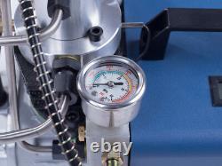220V 30MPa 4500PSI PCP Electric Air Compressor Air Pump System High Pressure