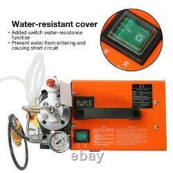 220V 30MPa Air Compressor Pump PCP Electric High Pressure System Set Tools New