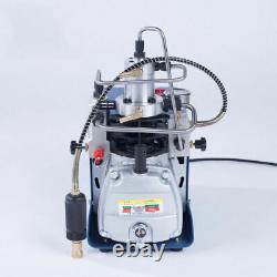 220V Adjustable High Pressure Air Pump 30Mpa 4500psi Air Compressor PCP