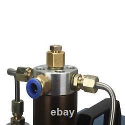 220V Air Compressor Pump PCP Electric 4500PSI High Pressure 30MPa 2021