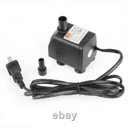220V Auto Stop High Pressure 40Mpa Water Cooled Electric Air Pump Car Compressor