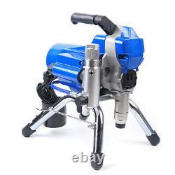 220V High Pressure 2200W 1.8L/min Paint Spray Gun Machine Airless Wall DIY 23Mpa