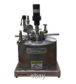 250mL 20MPa Magnetic Coupled Stirred High Pressure Reactor