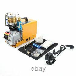 30 Mpa Electric High Pressure Compressor 1800W Air compressor 4500 PSI PCP 220V
