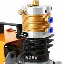 300BAR 30MPa Air Compressor Pump PCP Electric High Pressure System Rifle 4500PSI
