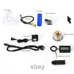 300bar 30Mpa 4500psi Electric Air Pump PCP High Pressure Air Compressor Aintball