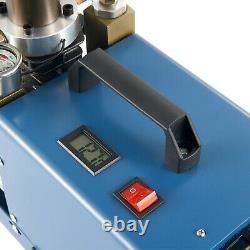 30MPA 1800W Air Compressor Pump Airsoft Paintball Airgun High Pressure New Tech