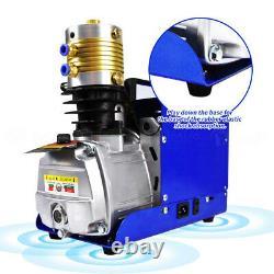 30MPA 1800W Air Compressor Pump PCP Airsoft Paintball Airgun High Pressure 220V