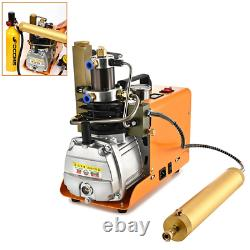 30MPa 1800W Eletronic PCP Air Compressor Scuba Diving Tank High Pressure Compres