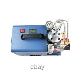 30MPa 4500PSI Air Compressor Pump PCP 220V Electric High Pressure System Rifle