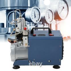 30MPa Air Compressor Pump 110V PCP Electric 4500PSI High Pressure YONG HENG