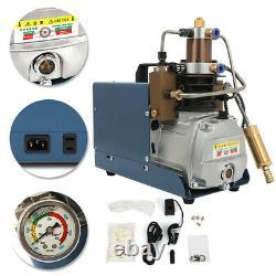 30MPa Air Compressor Pump PCP Electric High Pressure System Rifle Hot Sale 220V