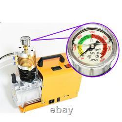 30MPa Electric Air Compressor Pump PCP 4500PSI High Pressure 1800W YONG HENG