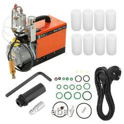 30MPa Electric Air Compressor Pump PCP High Pressure Compressor Machine 220V UK