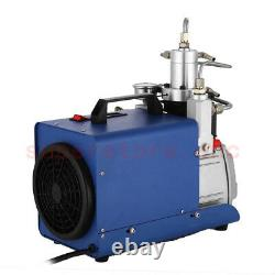 30MPa High Pressure PCP Air Compressor Pump Electric 4500PSI+Oil Water Separator