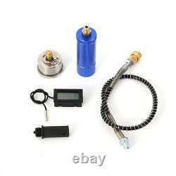 30MPa PCP Electric Air Compressor Pump High Pressure System Rifle 300BAR 4500PSI