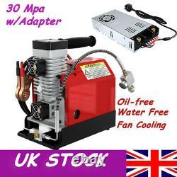 30Mpa Air Electric Compressor Pump 220V PCP High Pressure Rifle Machine Oil-free