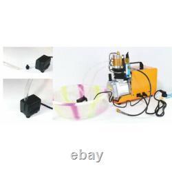 30Mpa Air Electric Compressor Pump PCP 4500PSI High Pressure Rifle 300BAR Best