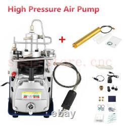 30Mpa High Pressure Electric PCP Compressor &Water-Oil Separator Air Pump Filter