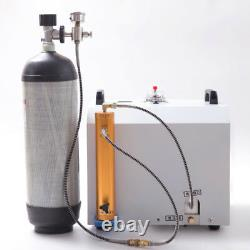 30Mpa High Pressure Water Oil Separator Air Pump Scuba Diving Filter NEW