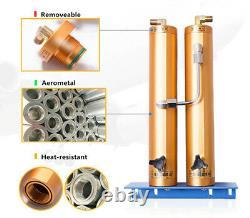 30Mpa Oil-Water Separator High Pressure Air Filter PCP Compressor 4500PSI 300Bar