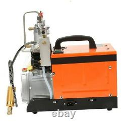 30mpa Electric Air Compressor Pump High Pressure Rifle Air Pump Set NEW