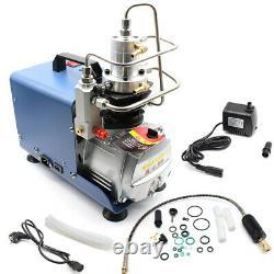 4500PSI 30MPa 1.8KW Electric Air Compressor Pump PCP High Pressure System Rifle