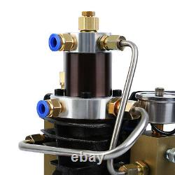 4500PSI Air Compressor Pump 1800W 30MPa PCP Electric High Pressure Rifle System
