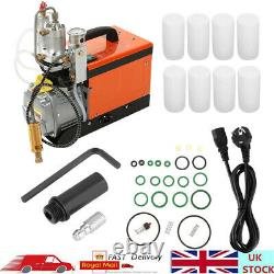 AC 220V 0-30MPa Air Compressor Pump PCP Electric High Pressure System Rifle UK