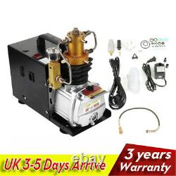 Air Compressor Pump 1800W PCP Electric High Pressure Rifle 2800 R/min 30MPa UK