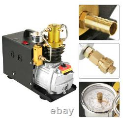 Air Compressor Pump 4500PSI Electric High Pressure Rifle System 2800 R/min 30MPa