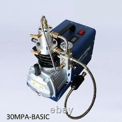 Electric PCP Air Compressor Pump High Pressure Airgun Scuba Diving 30MPA-BASIC