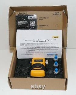 Fluke 750p31 High Pressure Module 0-10000 Psi 0-700 Bar 0 To 70 Mpa New
