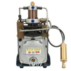 High Pressure 30Mpa 220V Electric PCP Compressor Air Pump Filter Rifle Pneumatic