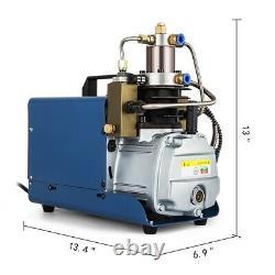 High Pressure Electric Air Pump Compressor Pump 30MPA 4500PSI UK Stock