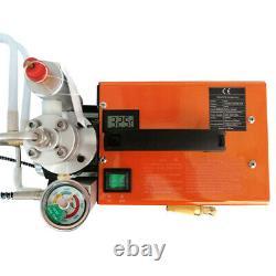 High Pressure Electric Compressor PCP Air Pump 30Mpa 4500PSI 220V Pressure Set