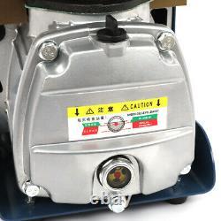 High Pressure Electric PCP Compressor Air Pump Filter Rifle Pneumatic 30Mpa 220V