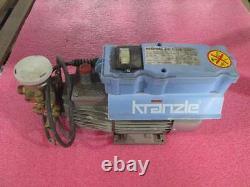 Kranzle HD 7/122 High-pressure cleaner 120 Bar / 12 MPa