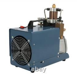 NEW! 220V 30MPa Air Compressor Pump with PCP Electric High Pressure System