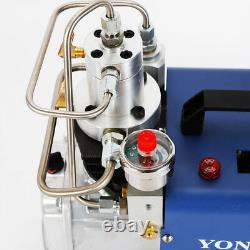 New High Pressure 220V 30MPa 4500PSI PCP Electric Air Compressor Air Pump System