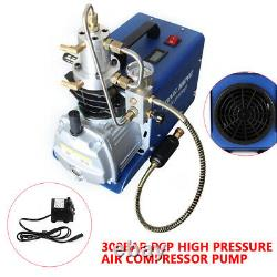 New High Pressure Air Compressor Pump 30Mpa 300 Bar 4500PSI ISO VG46 or AW 46