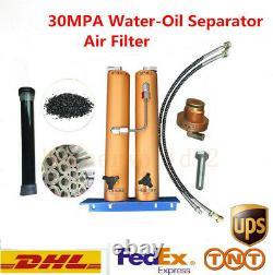 Oil-water Separator 30Mpa High Pressure Filter PCP Compressor Pump Scuba Diving