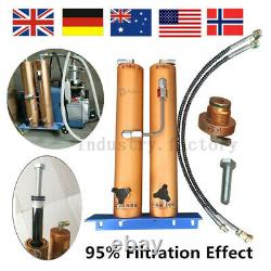 PCP Compressor Oil-Water Separator Air Filter For 30mpa High Pressure Airgun